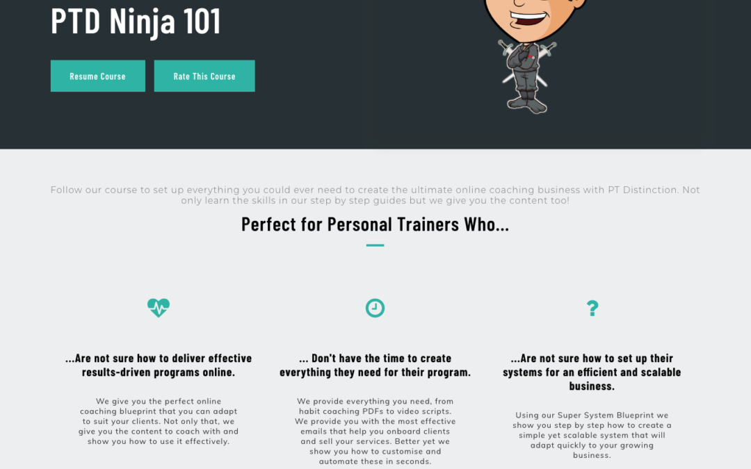 Making the most of PT Distinction and Getting Started As An Online Personal Trainer